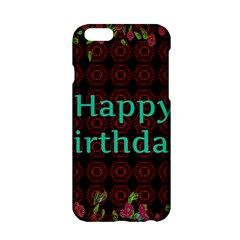 Happy Birthday To You! Apple Iphone 6/6s Hardshell Case
