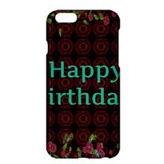 Happy Birthday To You! Apple Iphone 6 Plus/6s Plus Hardshell Case