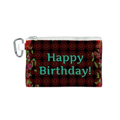 Happy Birthday To You! Canvas Cosmetic Bag (s)