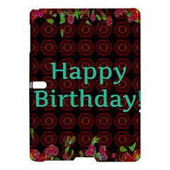 Happy Birthday To You! Samsung Galaxy Tab S (10.5 ) Hardshell Case