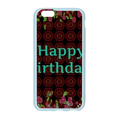 Happy Birthday To You! Apple Seamless iPhone 6/6S Case (Color)