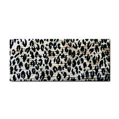 Tiger Background Fabric Animal Motifs Cosmetic Storage Cases