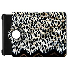 Tiger Background Fabric Animal Motifs Kindle Fire Hd 7