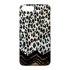 Tiger Background Fabric Animal Motifs Apple Iphone 7 Plus Hardshell Case