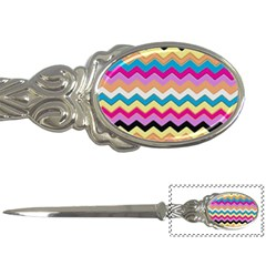 Chevrons Pattern Art Background Letter Openers