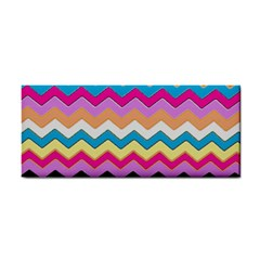 Chevrons Pattern Art Background Cosmetic Storage Cases