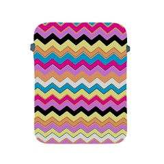 Chevrons Pattern Art Background Apple Ipad 2/3/4 Protective Soft Cases
