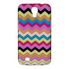 Chevrons Pattern Art Background Samsung Galaxy Mega 6.3  I9200 Hardshell Case