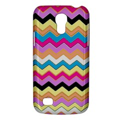 Chevrons Pattern Art Background Galaxy S4 Mini