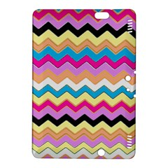 Chevrons Pattern Art Background Kindle Fire Hdx 8 9  Hardshell Case