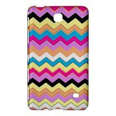 Chevrons Pattern Art Background Samsung Galaxy Tab 4 (8 ) Hardshell Case