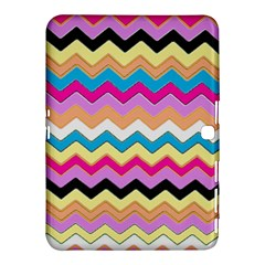 Chevrons Pattern Art Background Samsung Galaxy Tab 4 (10 1 ) Hardshell Case