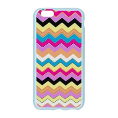 Chevrons Pattern Art Background Apple Seamless iPhone 6/6S Case (Color)