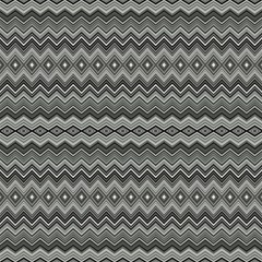 Greyscale Zig Zag Magic Photo Cubes