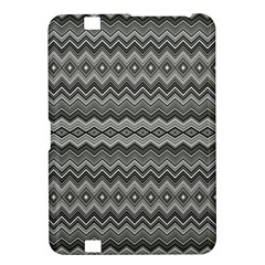 Greyscale Zig Zag Kindle Fire Hd 8 9