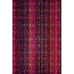 Colorful And Glowing Pixelated Pixel Pattern 5 5  X 8 5  Notebooks