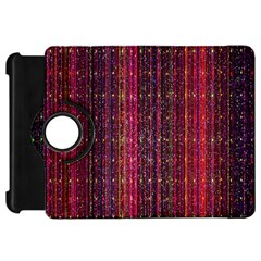 Colorful And Glowing Pixelated Pixel Pattern Kindle Fire Hd 7