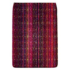 Colorful And Glowing Pixelated Pixel Pattern Flap Covers (s)