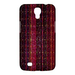 Colorful And Glowing Pixelated Pixel Pattern Samsung Galaxy Mega 6 3  I9200 Hardshell Case