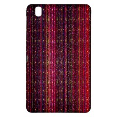 Colorful And Glowing Pixelated Pixel Pattern Samsung Galaxy Tab Pro 8 4 Hardshell Case