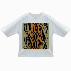 Tiger Animal Print A Completely Seamless Tile Able Background Design Pattern Infant/toddler T Shirts