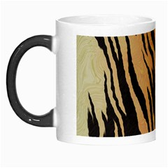 Tiger Animal Print A Completely Seamless Tile Able Background Design Pattern Morph Mugs