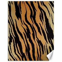 Tiger Animal Print A Completely Seamless Tile Able Background Design Pattern Canvas 18  X 24