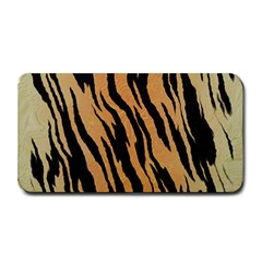 Tiger Animal Print A Completely Seamless Tile Able Background Design Pattern Medium Bar Mats