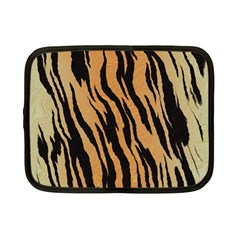 Tiger Animal Print A Completely Seamless Tile Able Background Design Pattern Netbook Case (small)