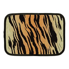Tiger Animal Print A Completely Seamless Tile Able Background Design Pattern Netbook Case (medium)