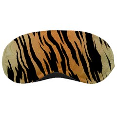Tiger Animal Print A Completely Seamless Tile Able Background Design Pattern Sleeping Masks