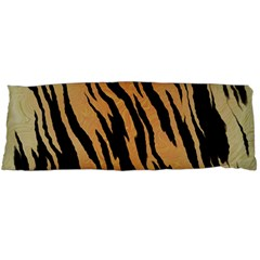Tiger Animal Print A Completely Seamless Tile Able Background Design Pattern Body Pillow Case Dakimakura (two Sides)