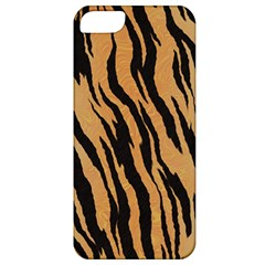 Tiger Animal Print A Completely Seamless Tile Able Background Design Pattern Apple Iphone 5 Classic Hardshell Case