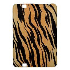 Tiger Animal Print A Completely Seamless Tile Able Background Design Pattern Kindle Fire Hd 8 9