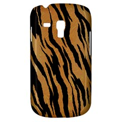 Tiger Animal Print A Completely Seamless Tile Able Background Design Pattern Galaxy S3 Mini