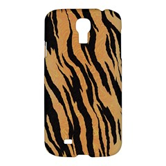 Tiger Animal Print A Completely Seamless Tile Able Background Design Pattern Samsung Galaxy S4 I9500/i9505 Hardshell Case