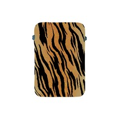 Tiger Animal Print A Completely Seamless Tile Able Background Design Pattern Apple iPad Mini Protective Soft Cases