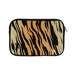 Tiger Animal Print A Completely Seamless Tile Able Background Design Pattern Apple iPad Mini Zipper Cases