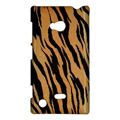 Tiger Animal Print A Completely Seamless Tile Able Background Design Pattern Nokia Lumia 720