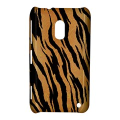 Tiger Animal Print A Completely Seamless Tile Able Background Design Pattern Nokia Lumia 620