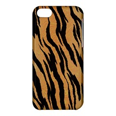 Tiger Animal Print A Completely Seamless Tile Able Background Design Pattern Apple Iphone 5c Hardshell Case