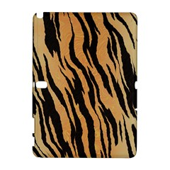 Tiger Animal Print A Completely Seamless Tile Able Background Design Pattern Galaxy Note 1
