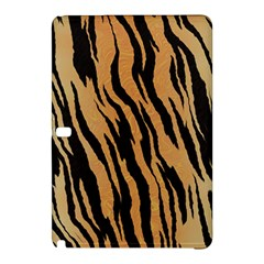 Tiger Animal Print A Completely Seamless Tile Able Background Design Pattern Samsung Galaxy Tab Pro 10 1 Hardshell Case