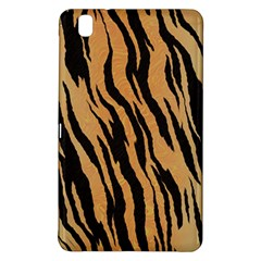 Tiger Animal Print A Completely Seamless Tile Able Background Design Pattern Samsung Galaxy Tab Pro 8 4 Hardshell Case