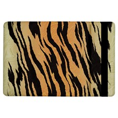 Tiger Animal Print A Completely Seamless Tile Able Background Design Pattern Ipad Air Flip