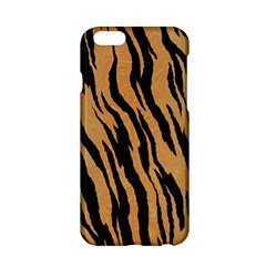 Tiger Animal Print A Completely Seamless Tile Able Background Design Pattern Apple Iphone 6/6s Hardshell Case
