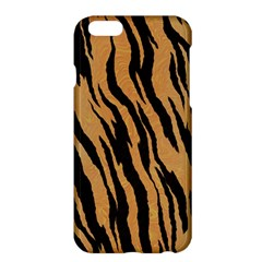Tiger Animal Print A Completely Seamless Tile Able Background Design Pattern Apple Iphone 6 Plus/6s Plus Hardshell Case