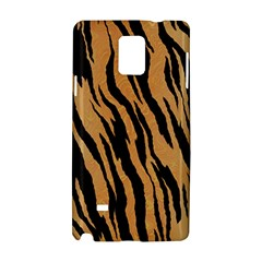 Tiger Animal Print A Completely Seamless Tile Able Background Design Pattern Samsung Galaxy Note 4 Hardshell Case