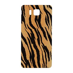 Tiger Animal Print A Completely Seamless Tile Able Background Design Pattern Samsung Galaxy Alpha Hardshell Back Case