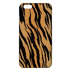 Tiger Animal Print A Completely Seamless Tile Able Background Design Pattern Iphone 6 Plus/6s Plus Tpu Case
